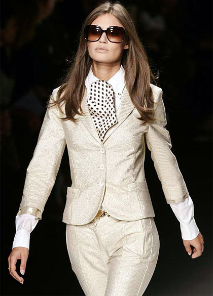 Ternos de moda para mujeres - Imagui
